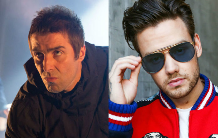 Liam Gallagher, Liam Payne