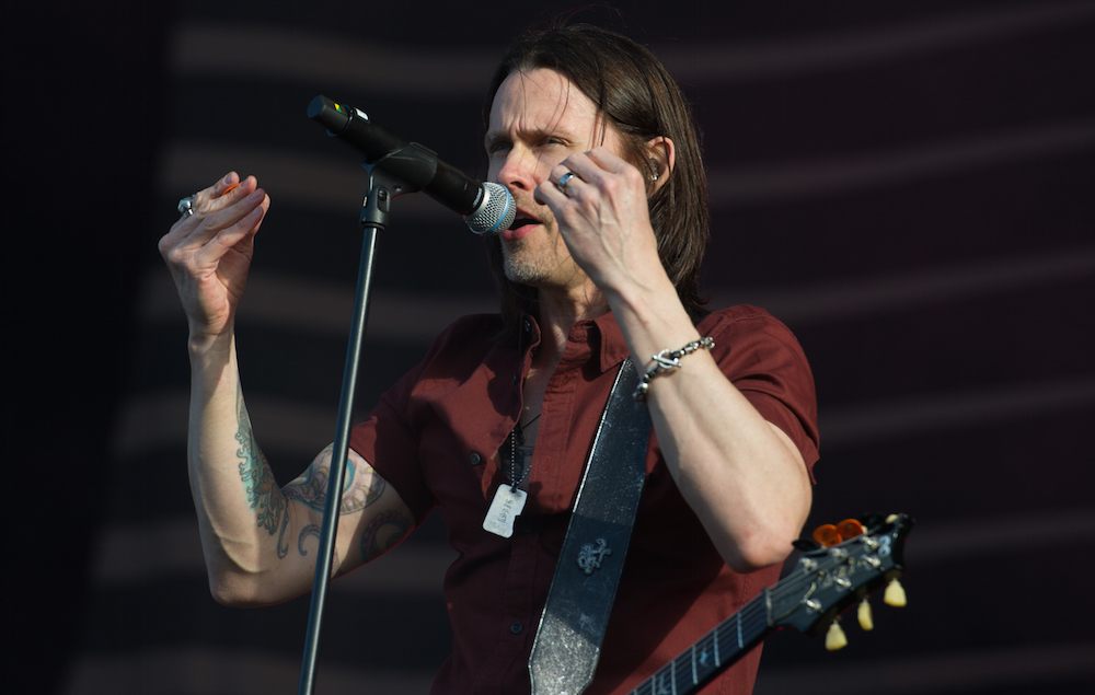 Myles Kennedy of Alter Bridge at Download Festival 2017