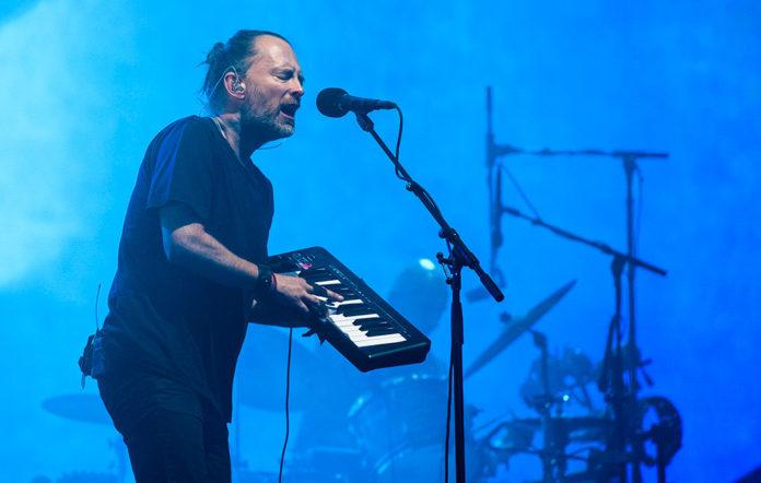 Radiohead, Glastonbury 2017