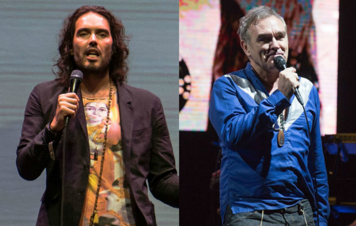 Russell Brand, Morrissey