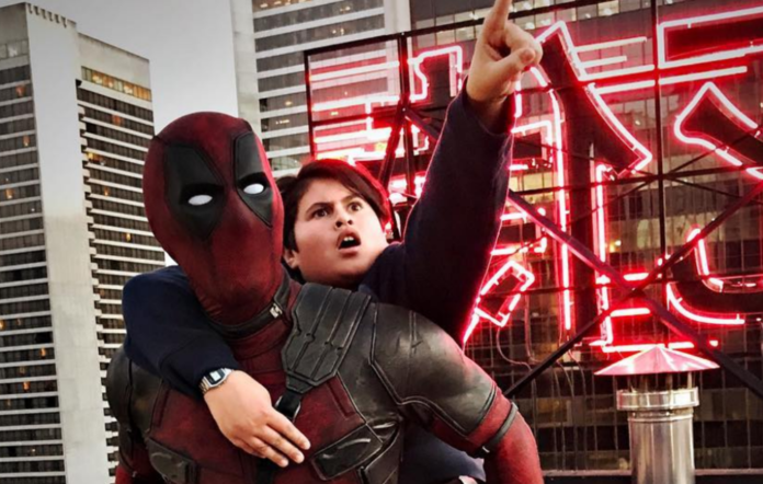 Ryan Reynolds, Julian Dennison in 'Deadpool 2'