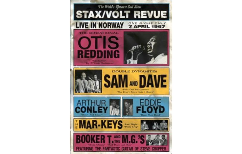 Stax Records Tour, 1967, Otis Redding