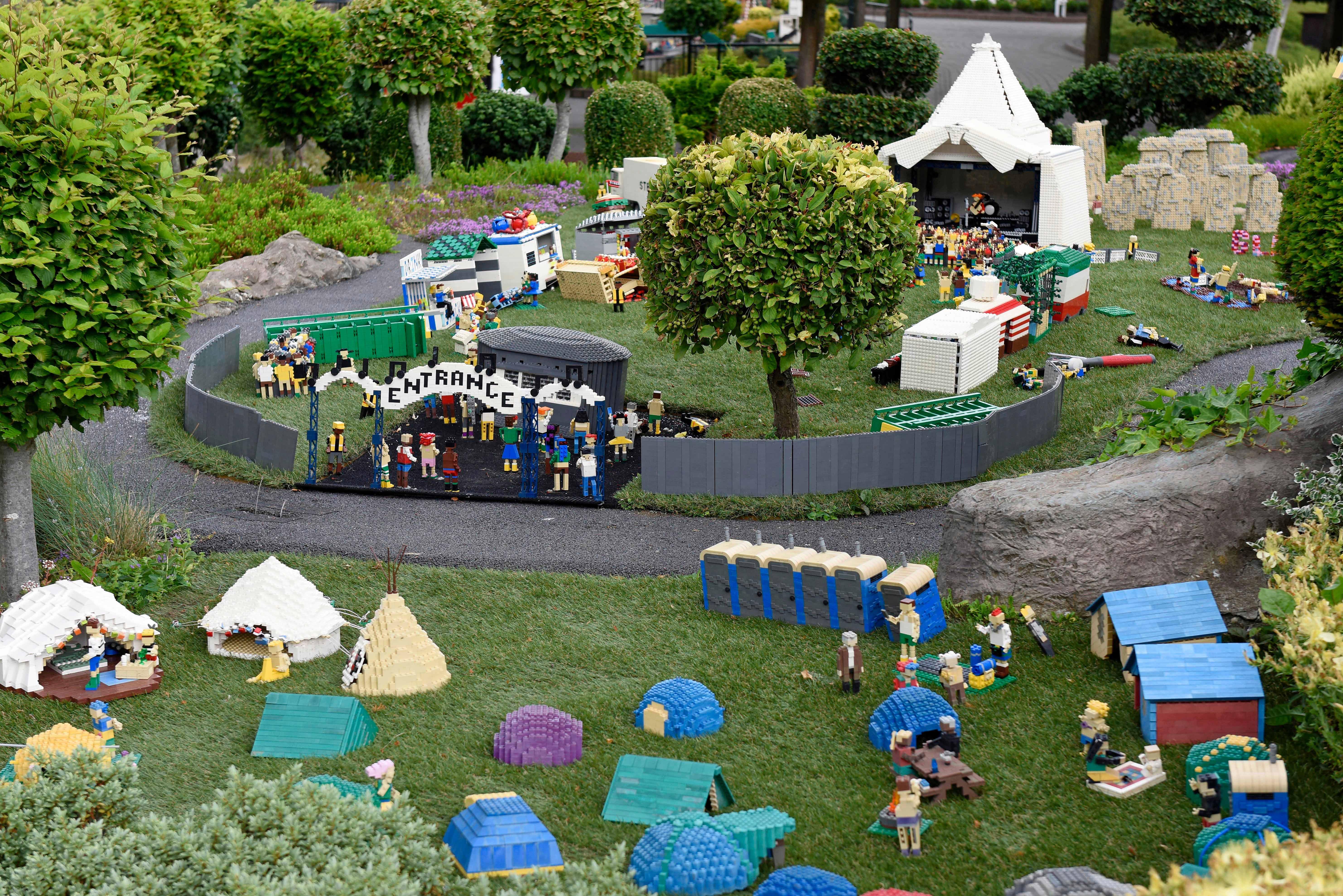 Legoland Windsor Glastonbury