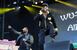 Wu-Tang Clan at Gov Ball 2017