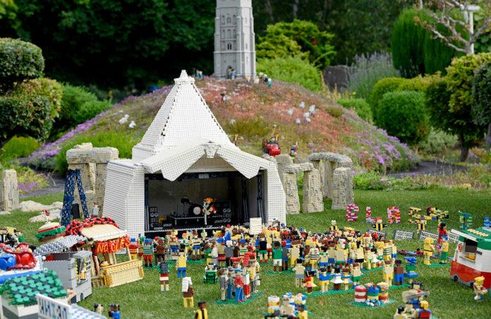 Legoland Glastonbury