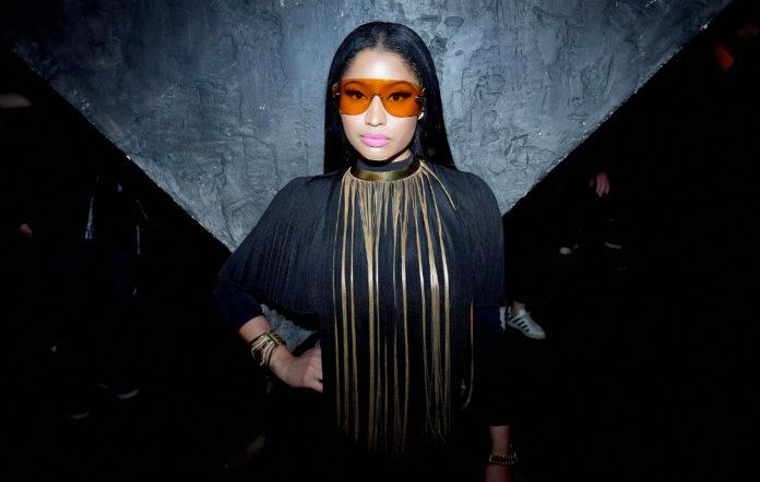 Nicki Minaj, Fashion show