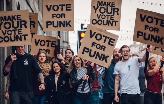 Brewdog general election