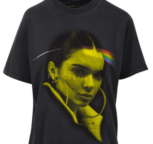 Kylie Kendall Jenner t-shirt