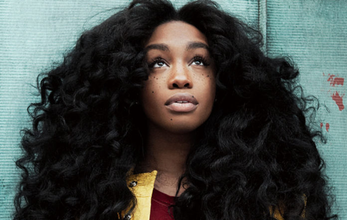 SZA, Ctrl, Top Dawg Entertainment