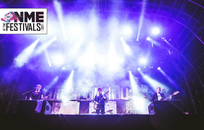 The Libertines headline Truck Festival 2017