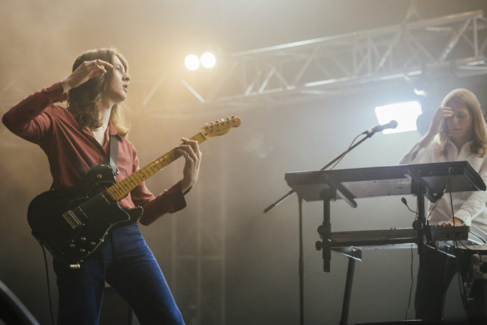 Blossoms at NOS Alive 2017