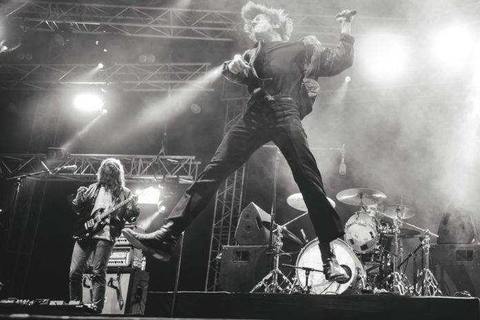 Cage The Elephant at NOS Alive 2017