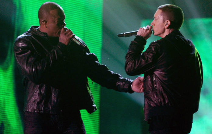 Dr Dre, Eminem