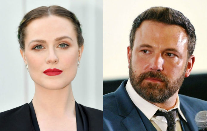 Evan Rachel Wood, Ben Affleck
