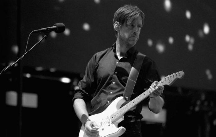 Fender Radiohead signature guitar