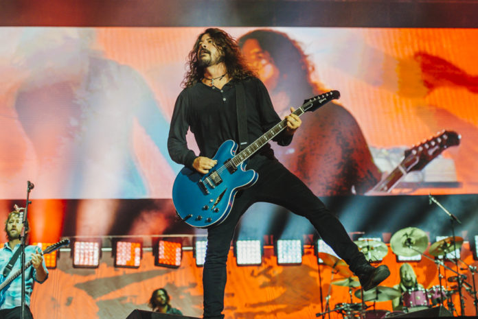 Foo Fighters at NOS Alive 2017