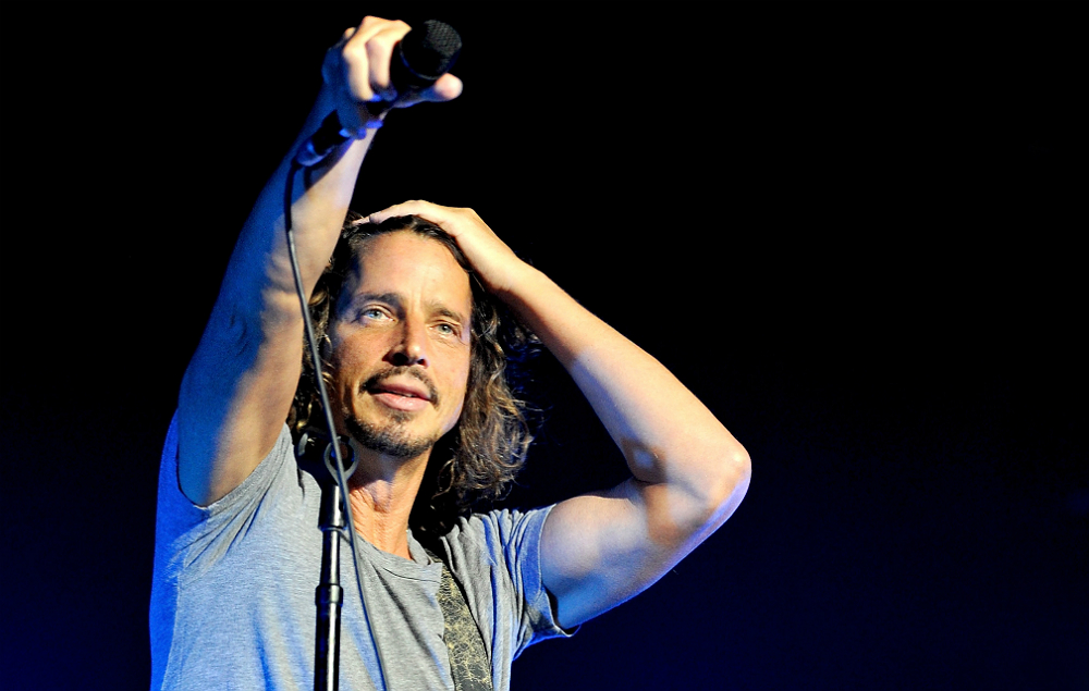 Soundgarden's Chris Cornell