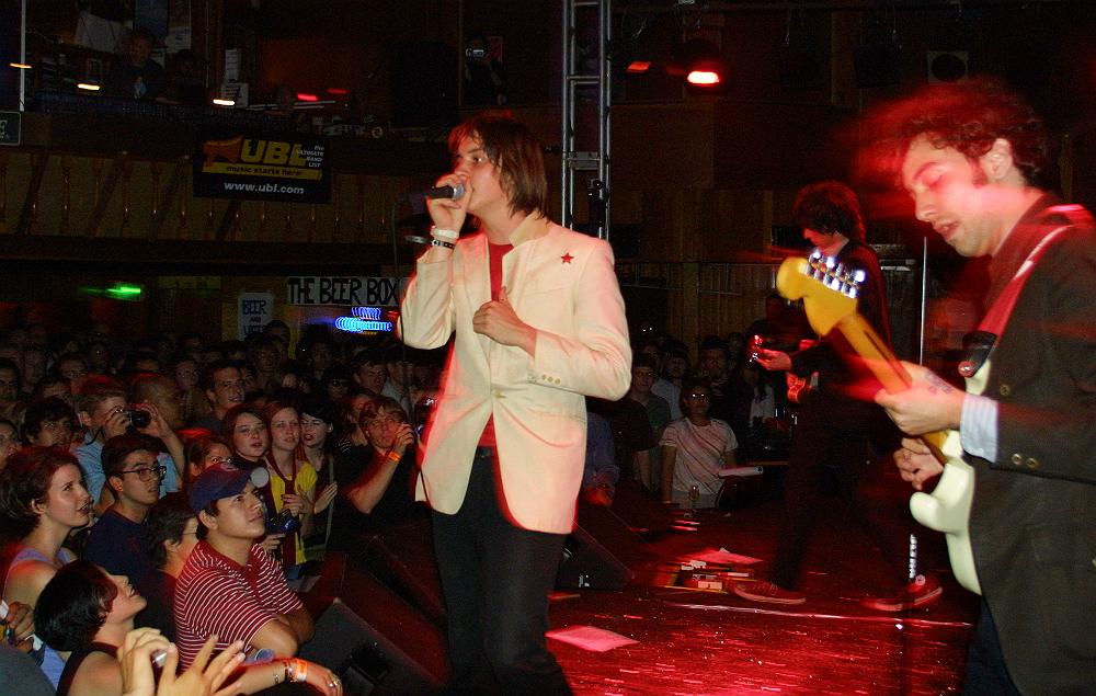 The Strokes in 2001