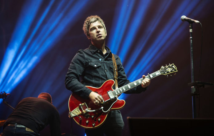 Noel Gallagher Barcelona