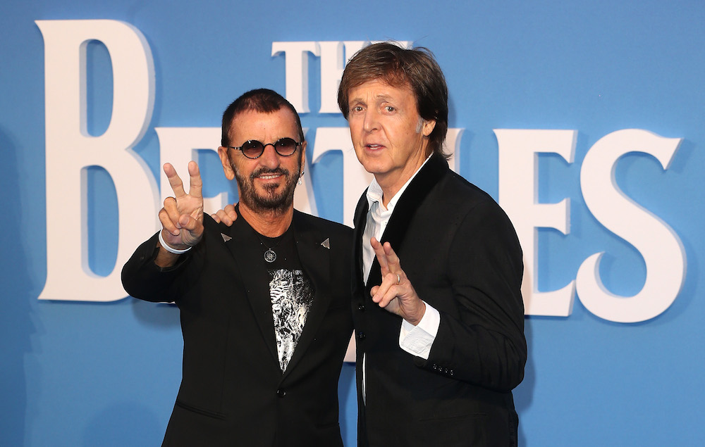 Ringo Starr And Paul Mccartney Reunite To Cover John Lennon Song On Ringo S Upcoming New Album What S My Name Nme