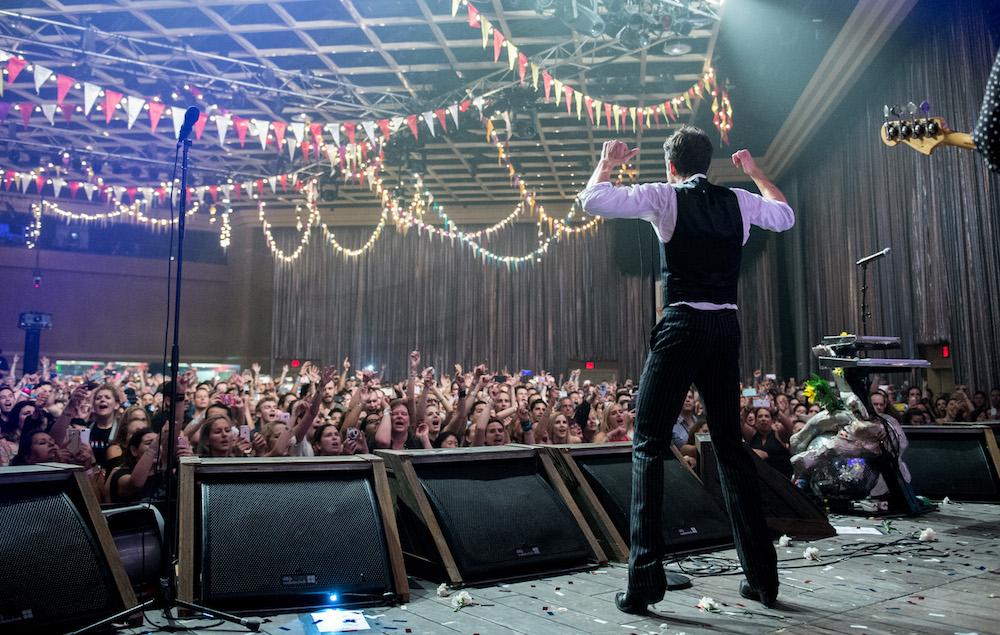 The Killers' Brandon Flowers