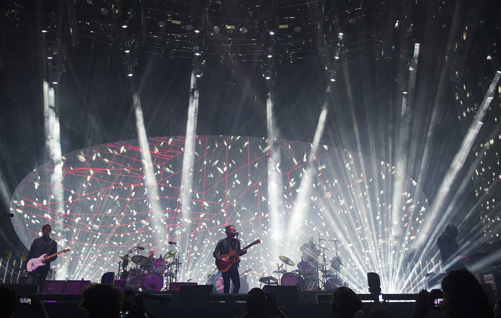 Radiohead at Coachella 2017