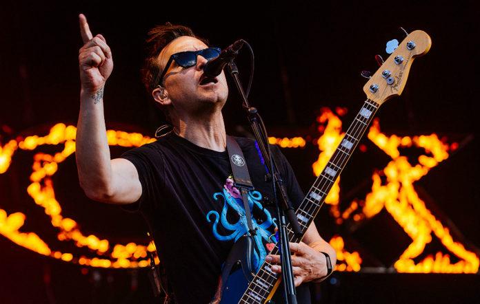 Blink 182's Mark Hoppus