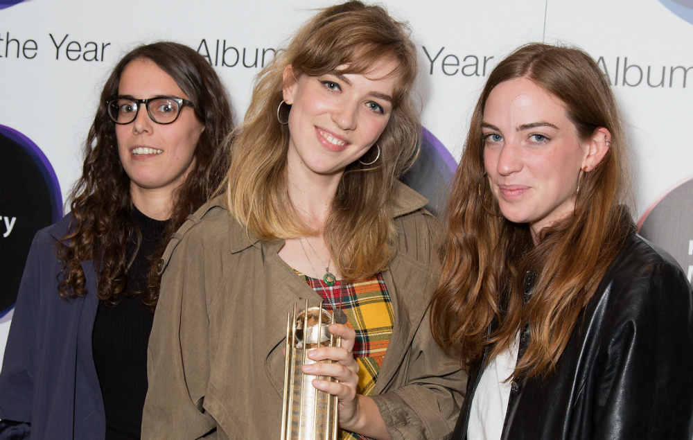 The Big Moon at the Mercury Prize 2017 nominations
