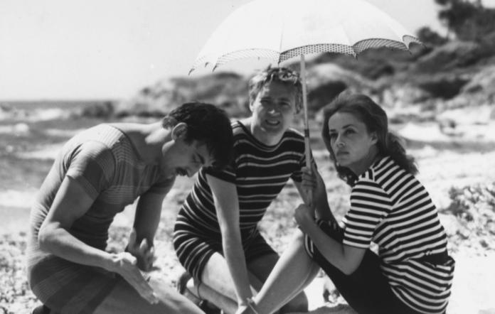 Jeanne Moreau in 'Jules et Jim'