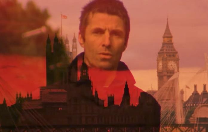 Liam Gallagher Chinatown video