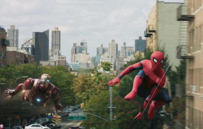 'spider-man: homecoming' opening figures
