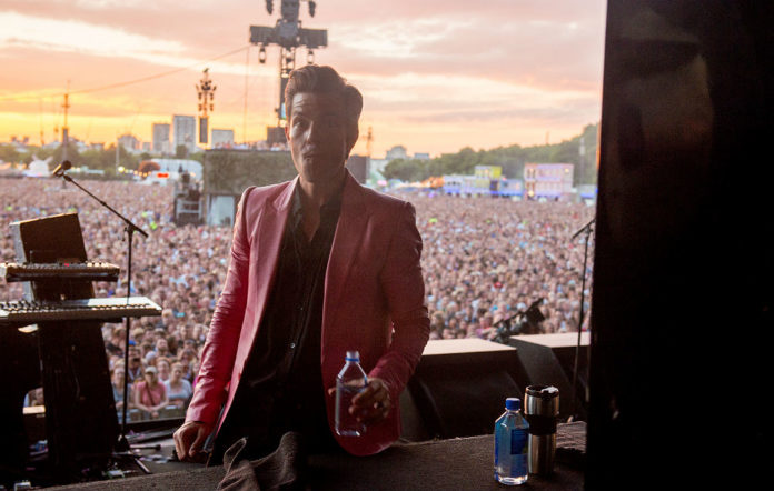 The Killers at Hyde Park