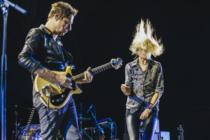 The Kills at NOS Alive 2017