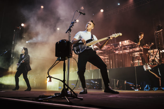 The xx at NOS Alive 2017