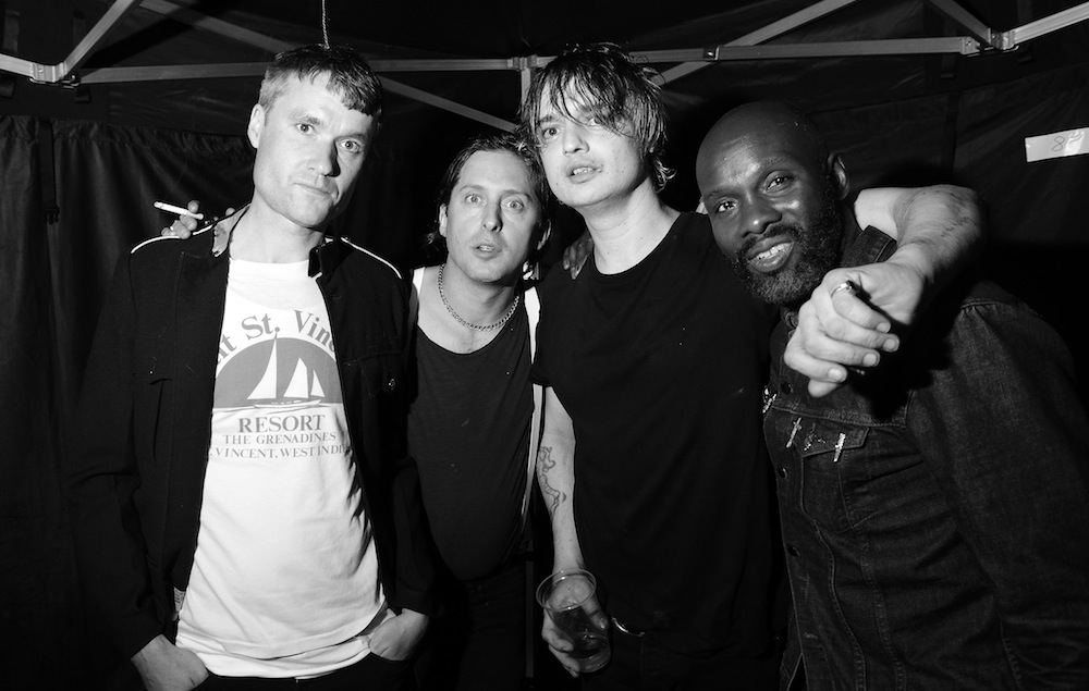 The Libertines at Truck Festival