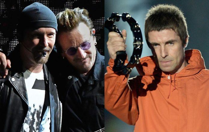 U2 Liam Gallagher