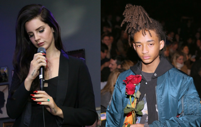 Lana Del Rey and Jaden Smith