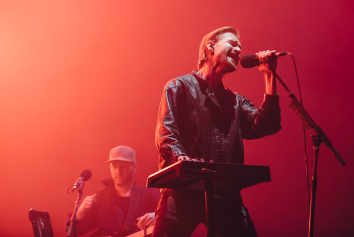 Wild Beasts at NOS Alive 2017
