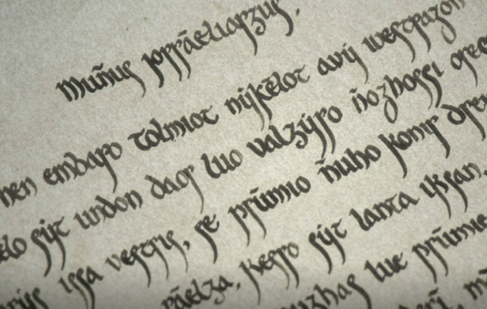 A 'Game Of Thrones' letter written in High Valyrian