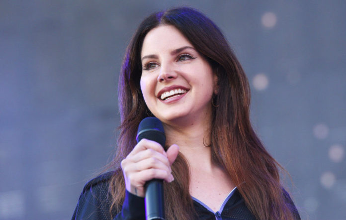 lana del rey lust for life number one