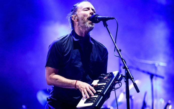 Radiohead new live videos