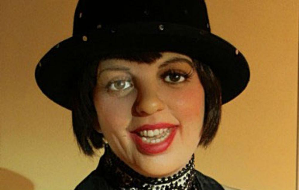 Liza Minnelli, Waxwork