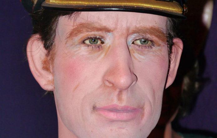 Prince Charles, Waxwork