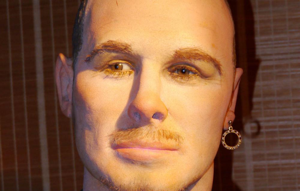 David Beckham, Waxwork