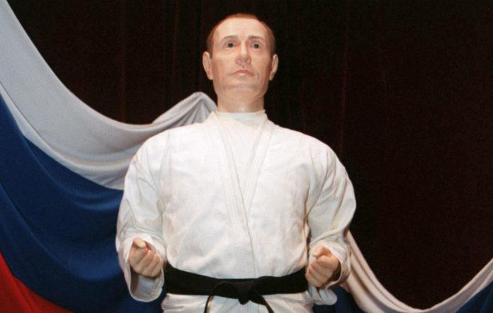 Vladimir Putin, Waxwork