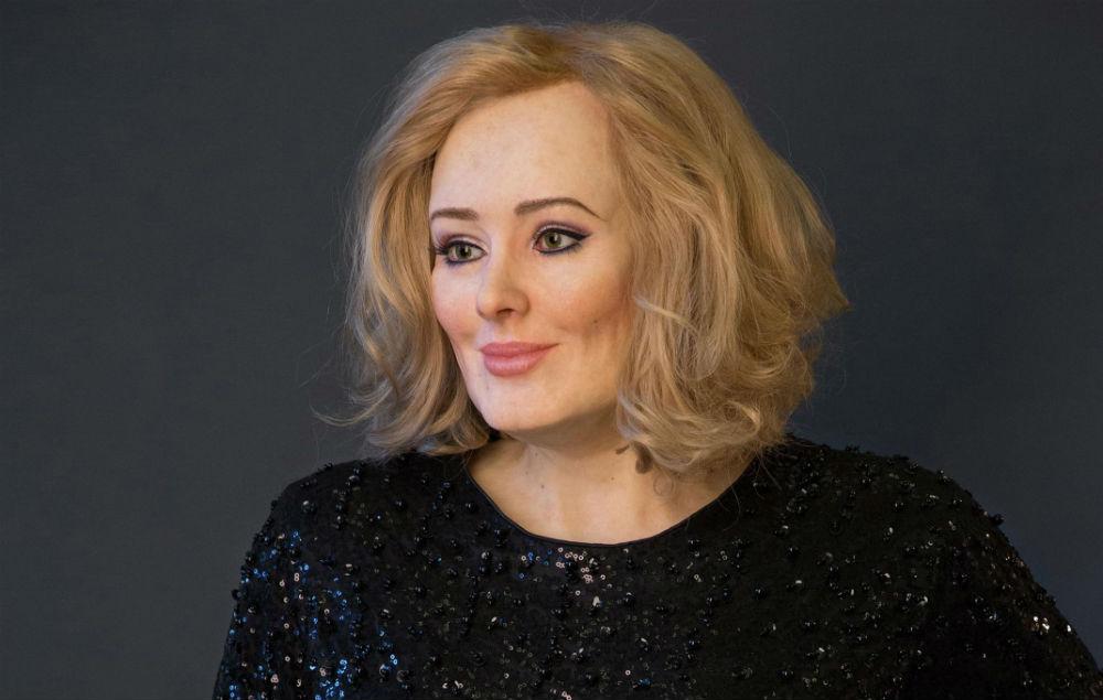 Adele, Waxwork
