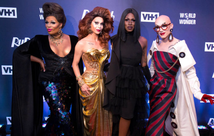 rupaul drag race lip sync streaming spike