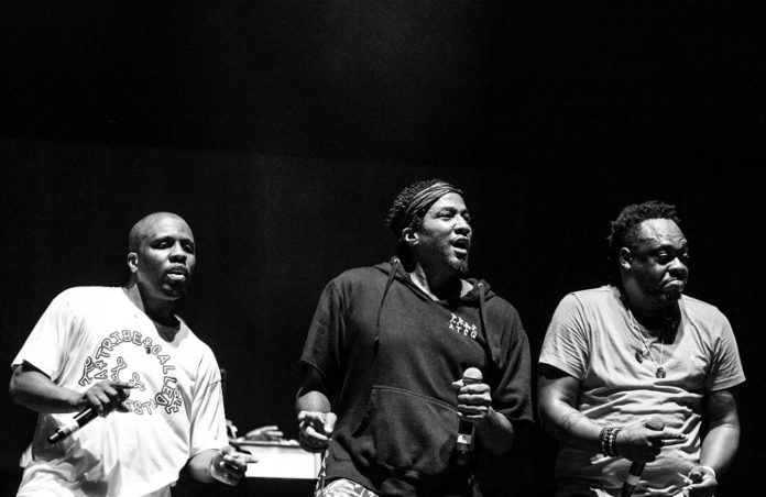 Tribe called quest final shows