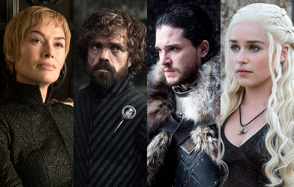 Game Of Thrones Season 8 Release Date Trailers Spoilers And Theories