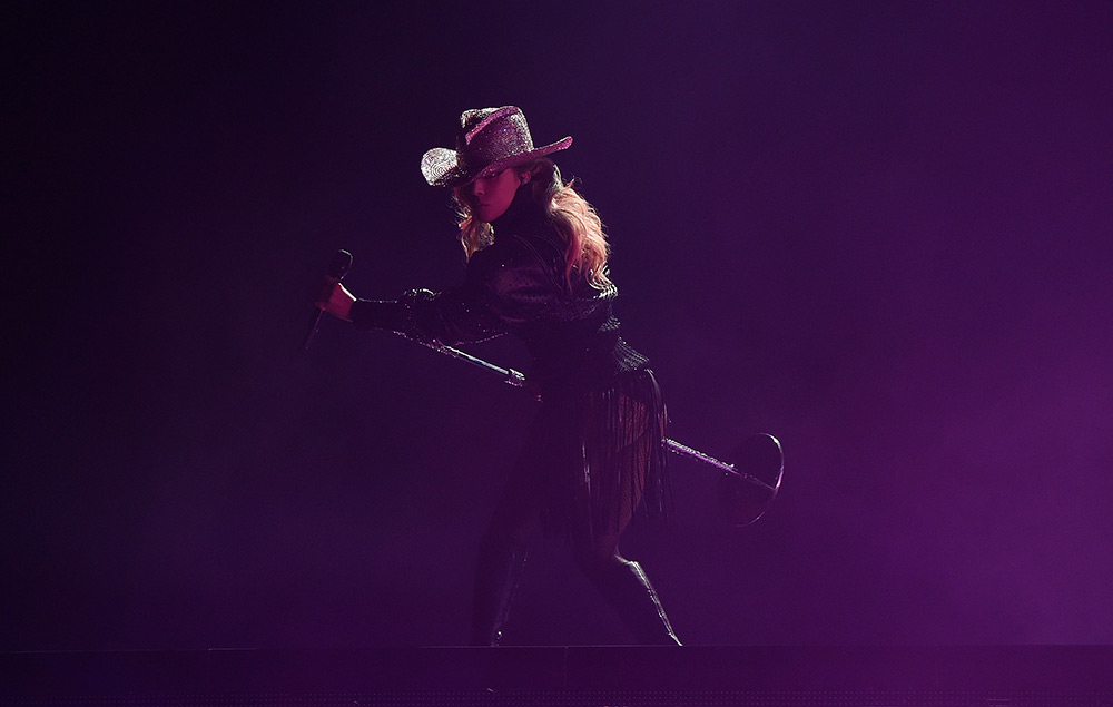 Lady Gaga S Joanne World Tour Opener In Pictures Nme